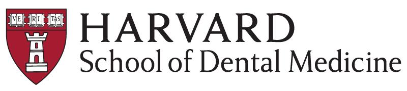 Harvard School of Dental Medicine Logo